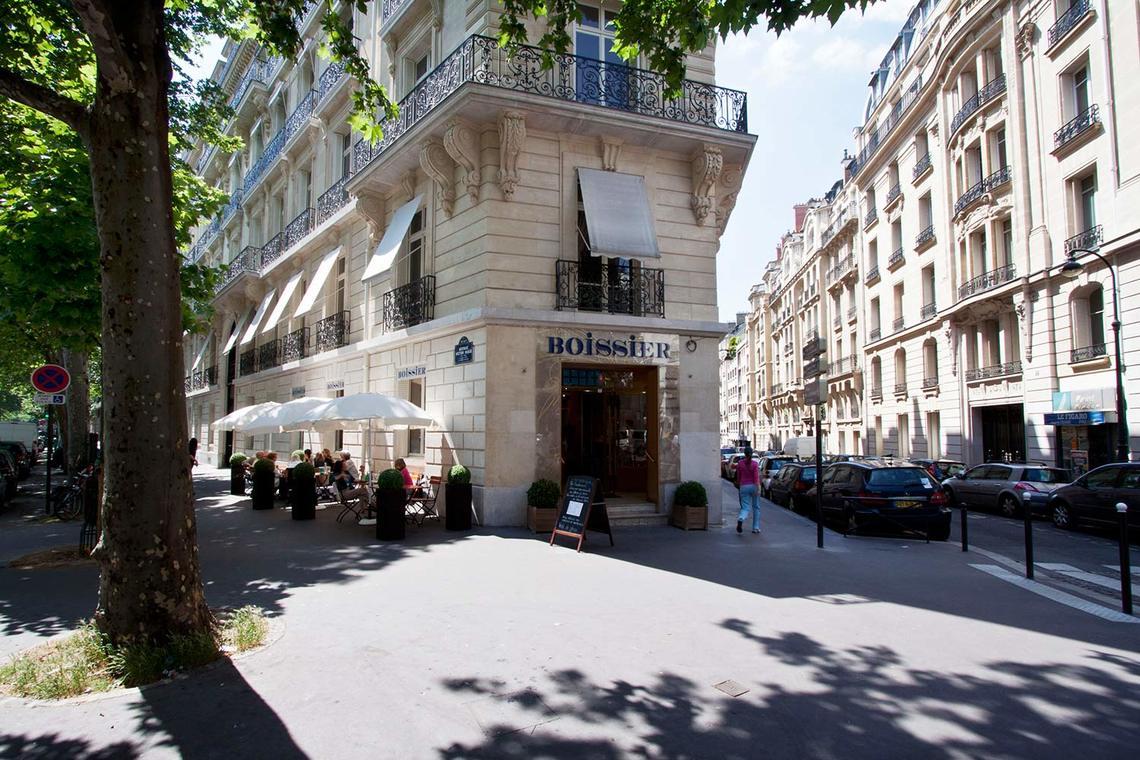 Location studio meubl avenue victor hugo paris ref 12924 - Victor hugo paris 16 ...