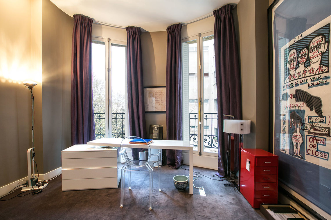 Appartement Paris Rue Louis Boilly 23