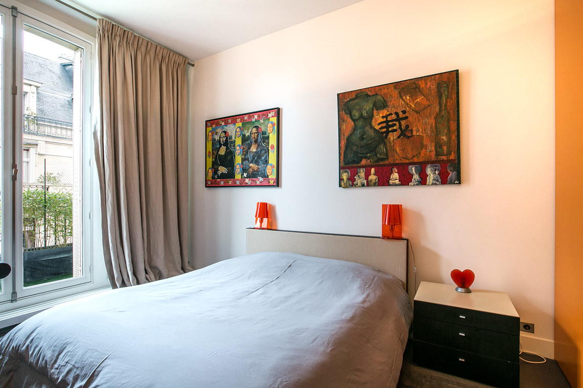 Appartement Paris Rue Louis Boilly 16