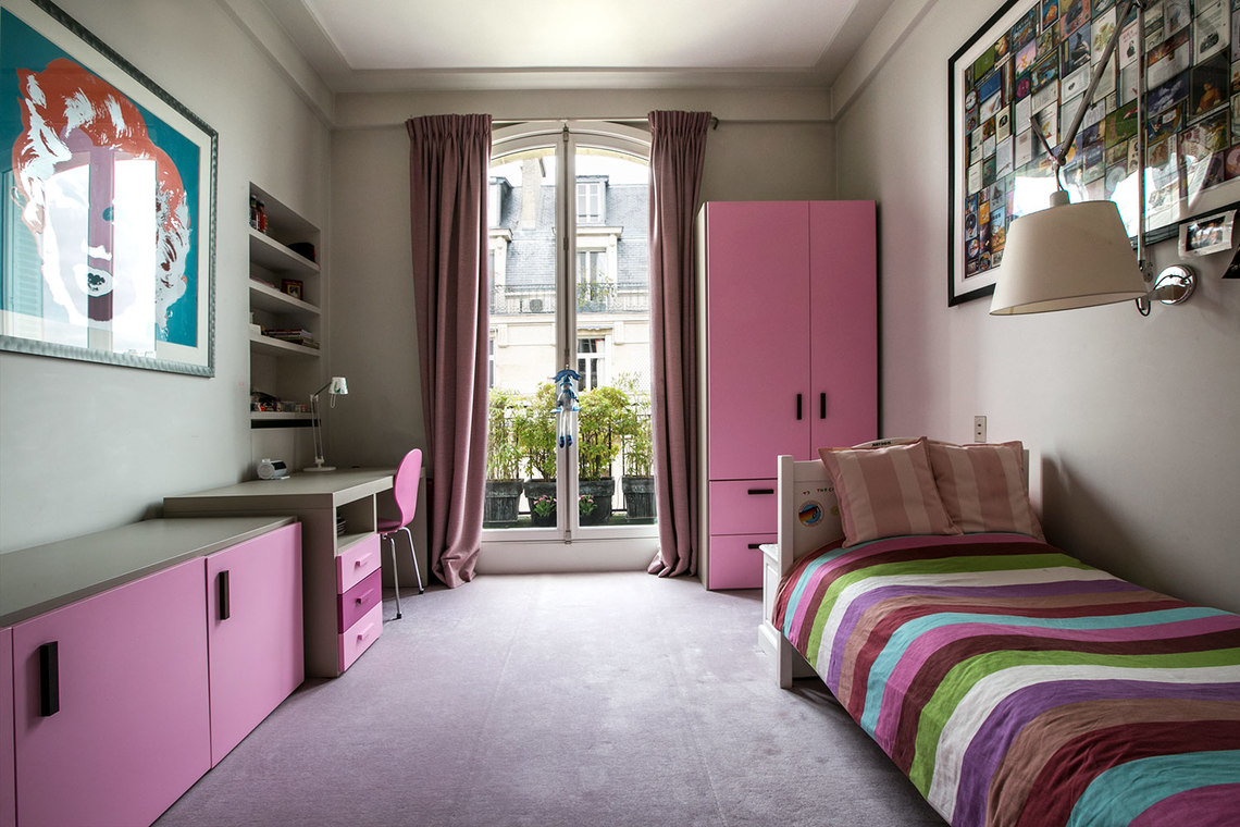 Appartement Paris Rue Louis Boilly 22