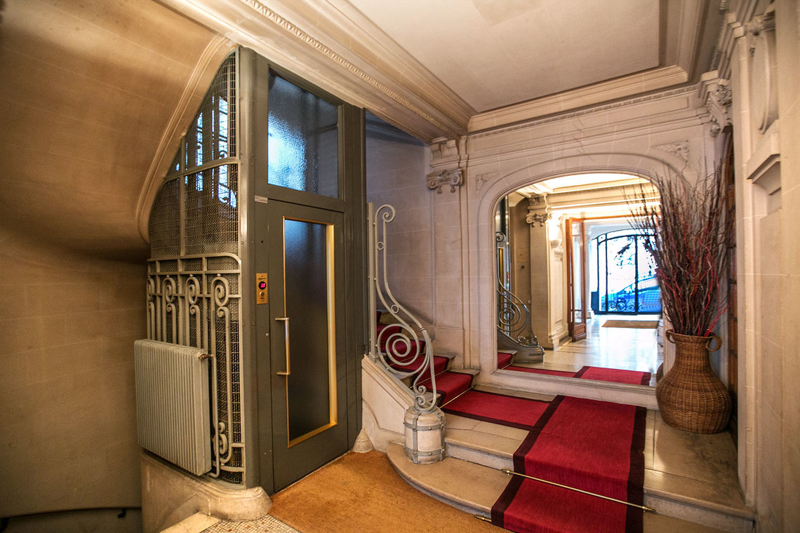 Appartement Paris Rue Louis Boilly 27