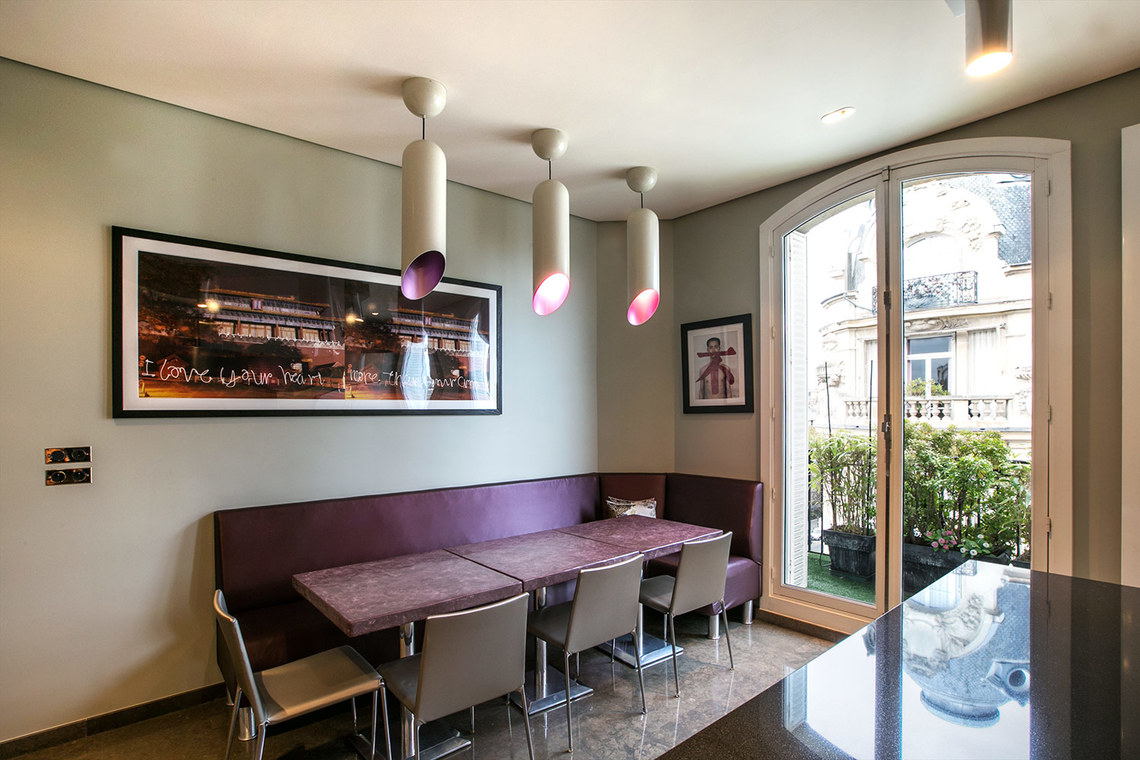 Appartement Paris Rue Louis Boilly 7