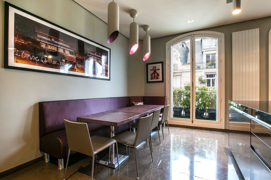 Appartement Paris Rue Louis Boilly 8