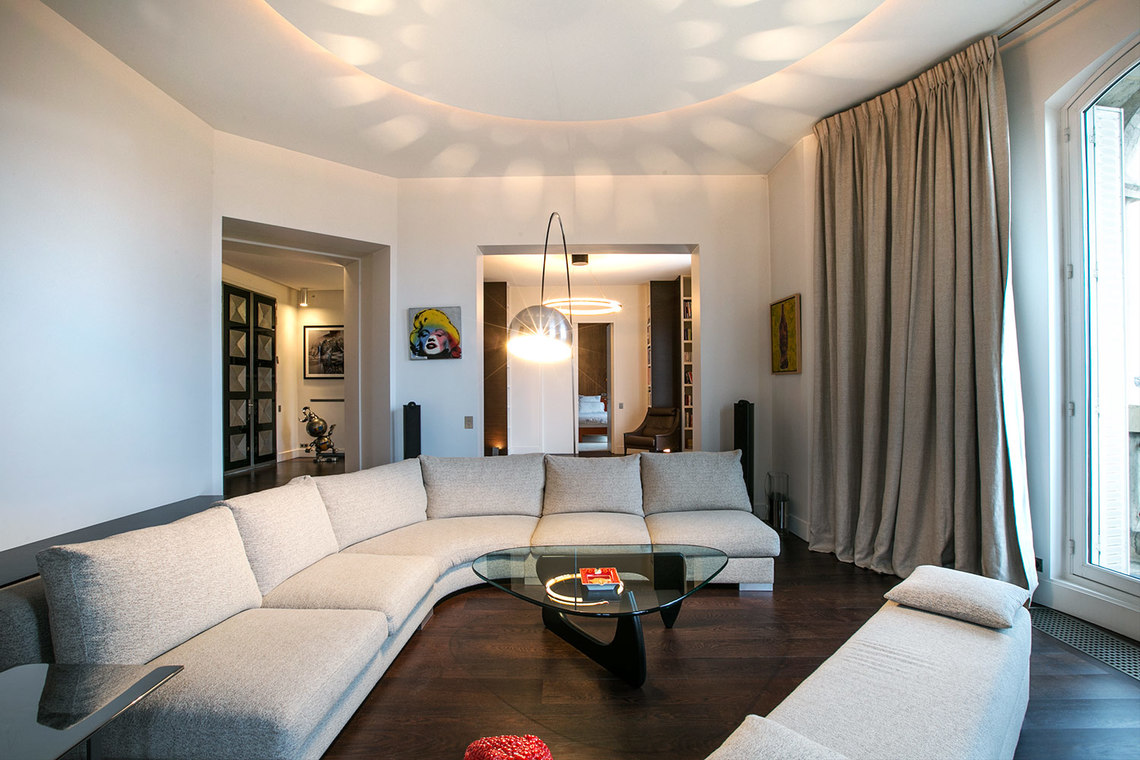 Appartement Paris Rue Louis Boilly 2