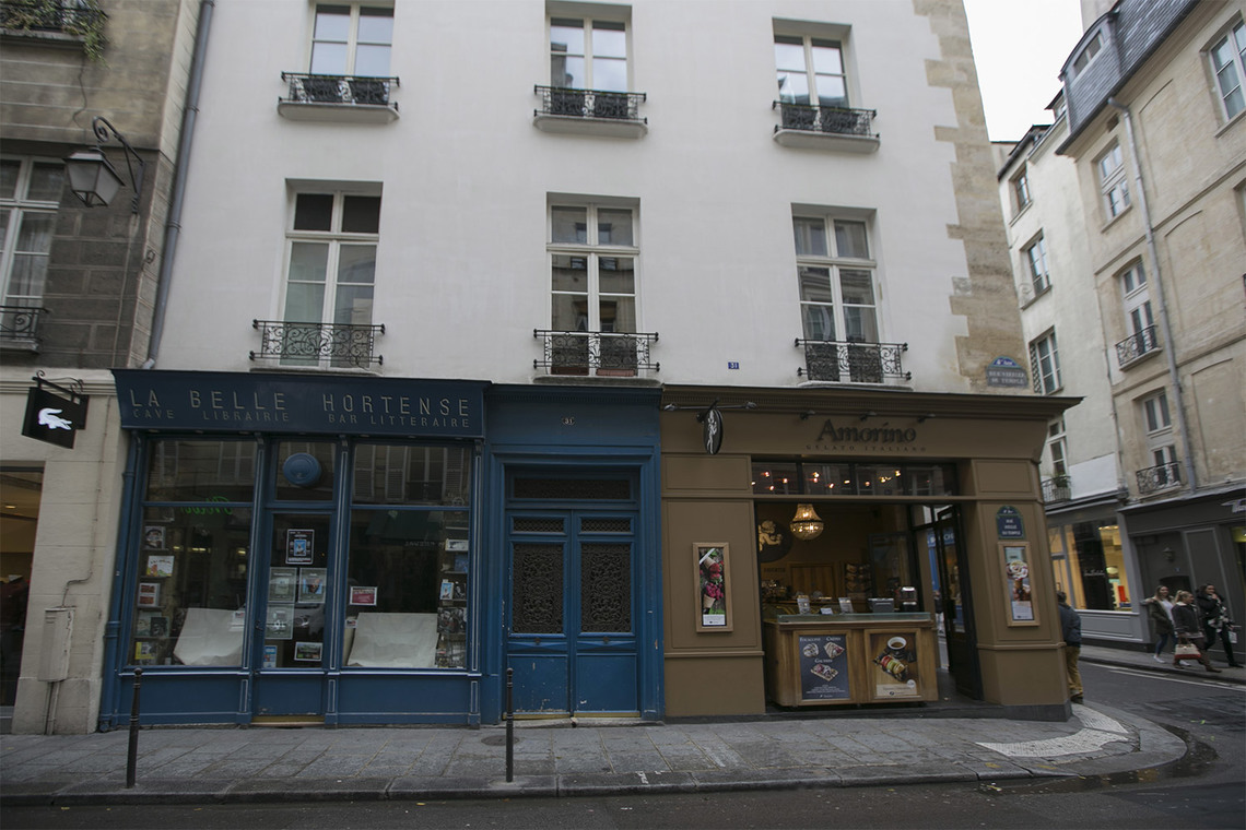 Квартира Paris Rue Vieille du Temple 12