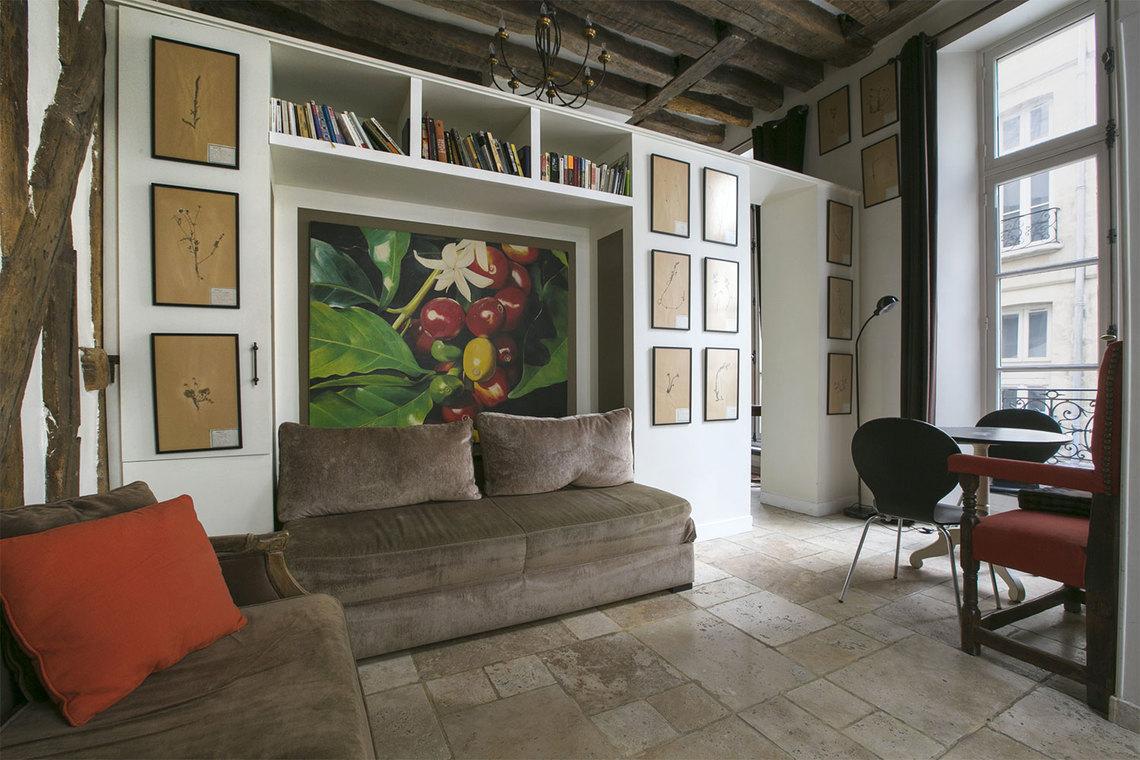 Apartment for rent Rue Vieille du Temple, Paris | Ref 12950