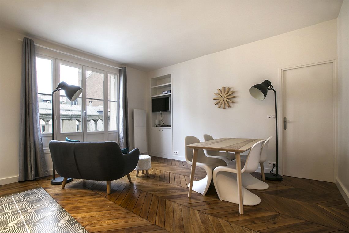Paris Rue de Pondichéry Apartment for rent