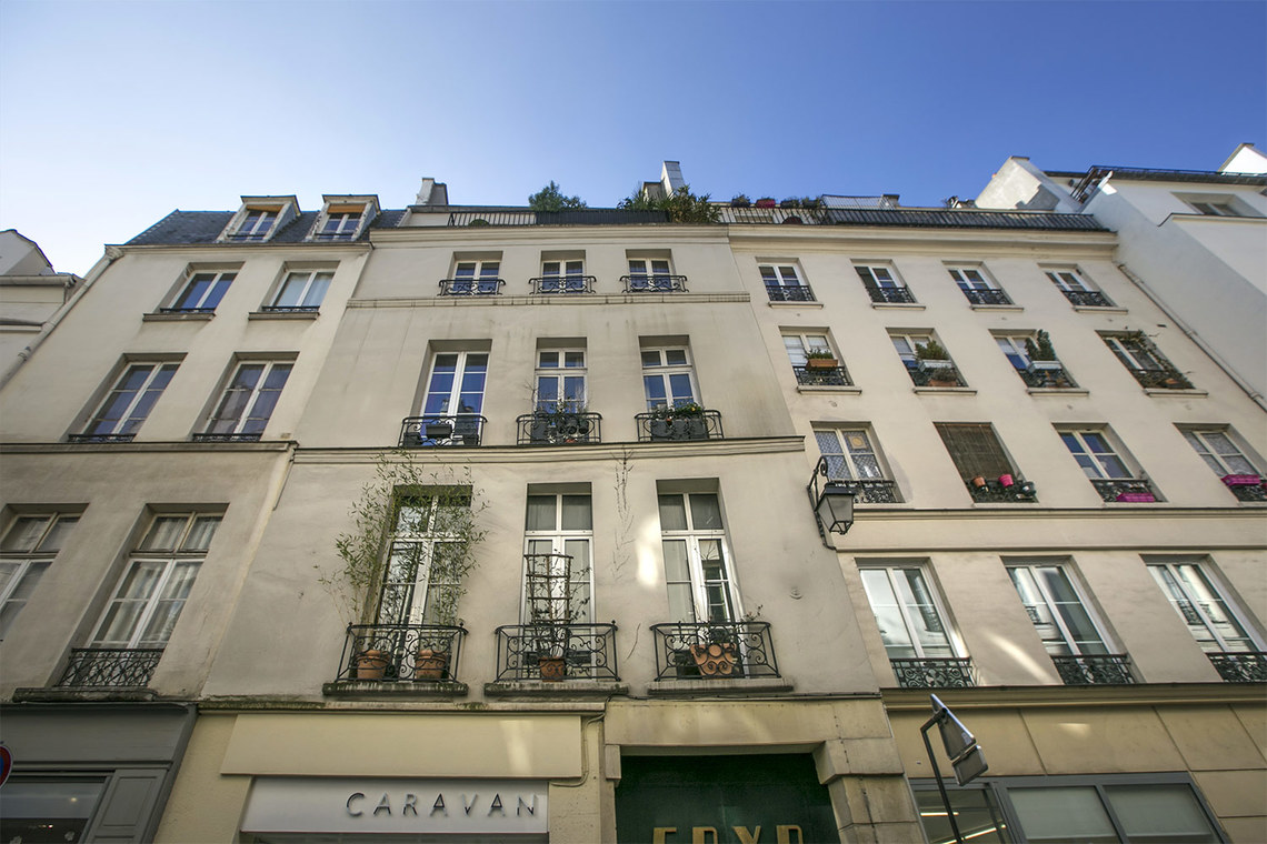 Apartment Paris Rue Pastourelle 11
