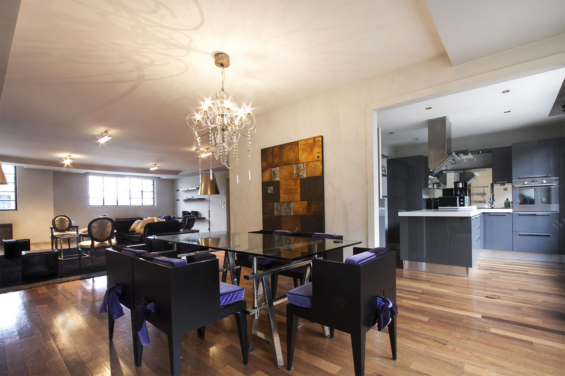 Appartement Paris Rue Lord Byron 5