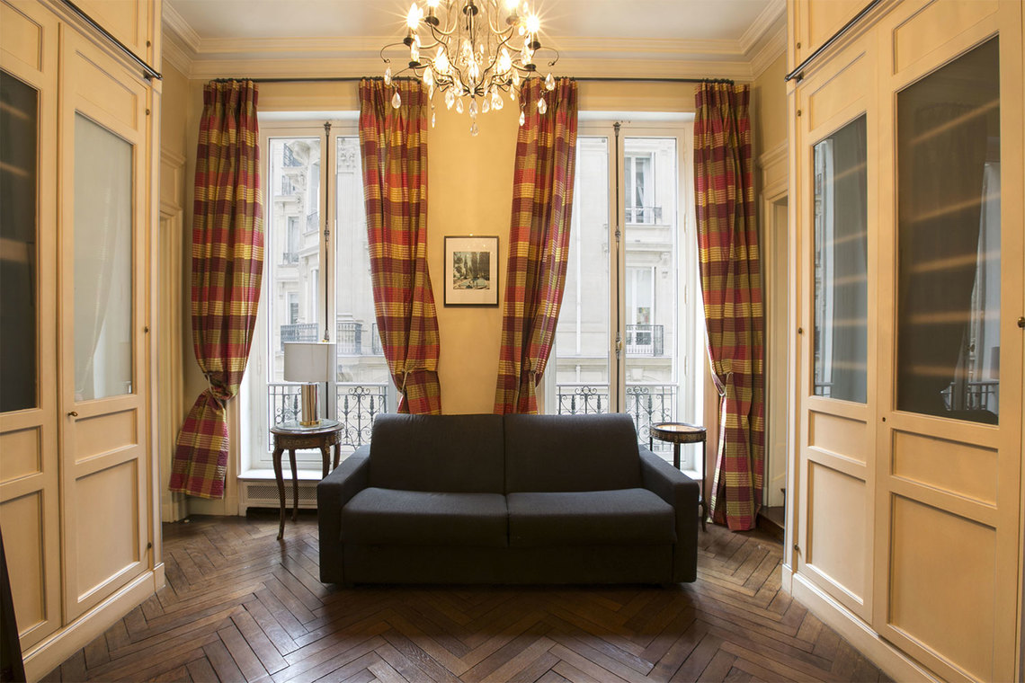 Apartment Paris Quai Anatole France 17