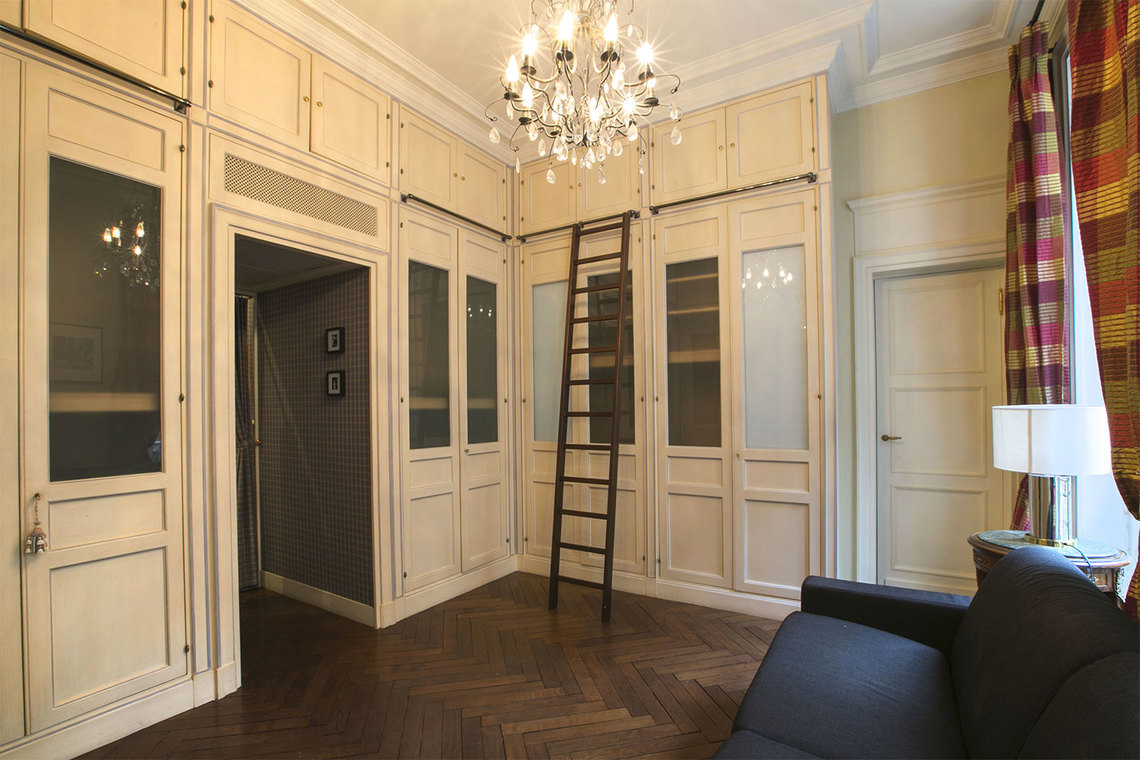Apartment Paris Quai Anatole France 18