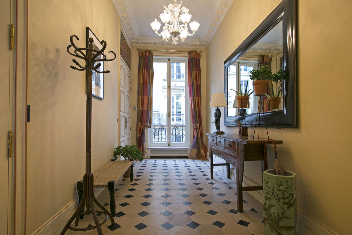 Apartment Paris Quai Anatole France 19