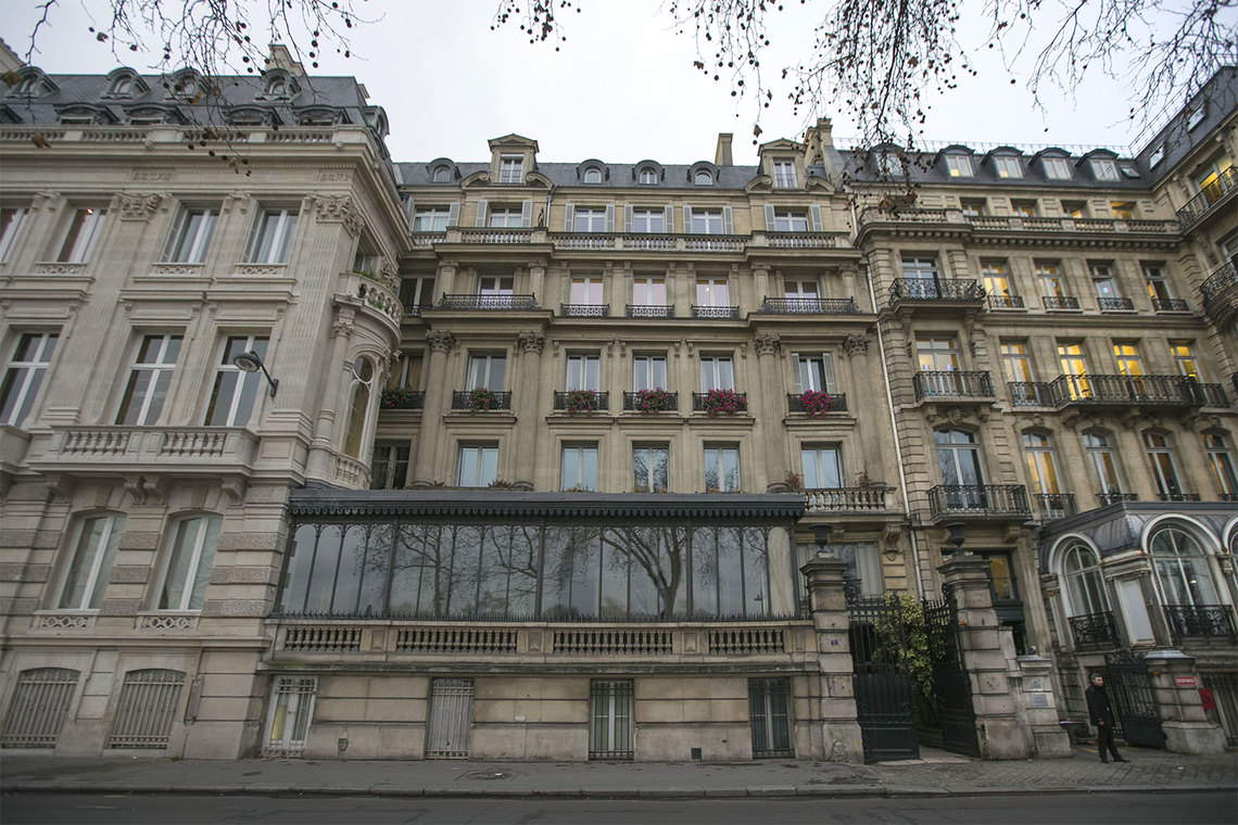 Apartment Paris Quai Anatole France 24