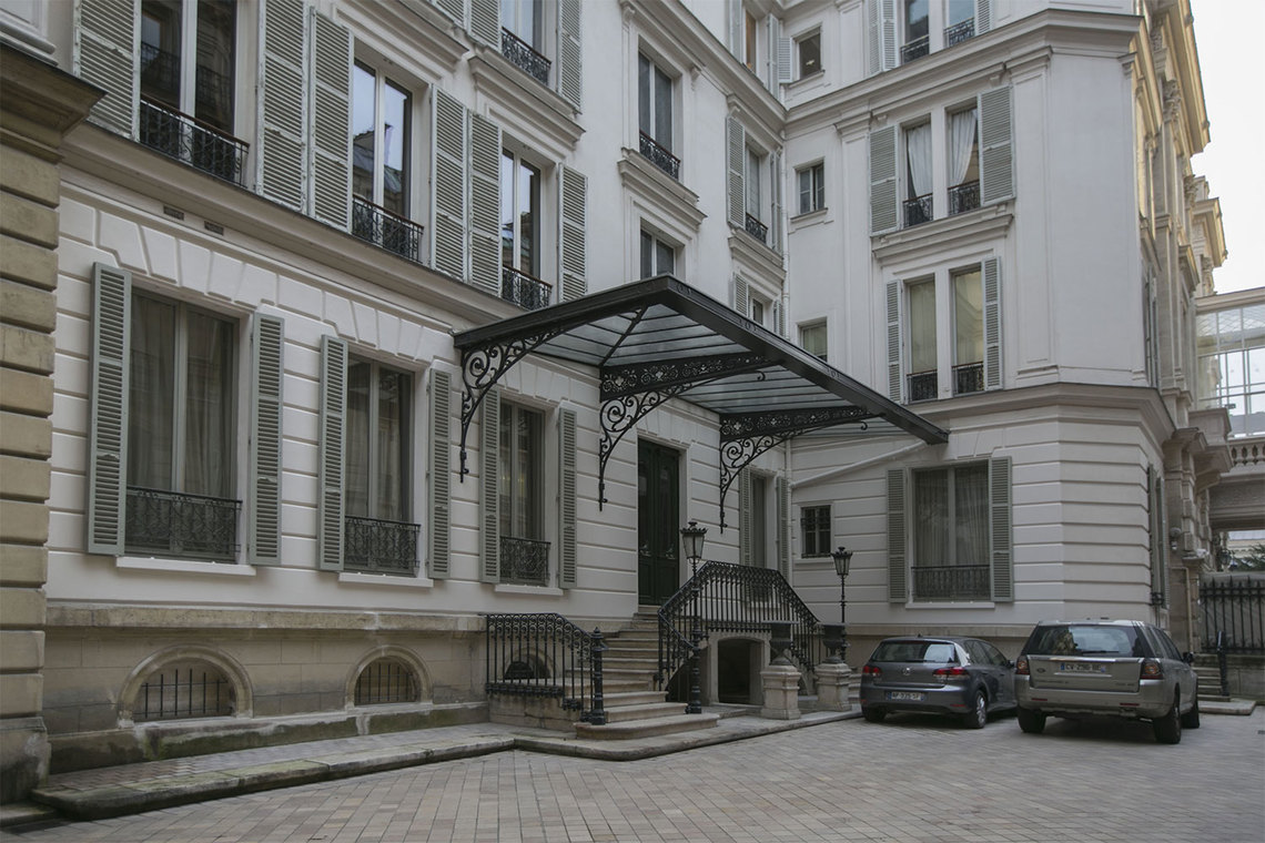 Apartment Paris Quai Anatole France 22