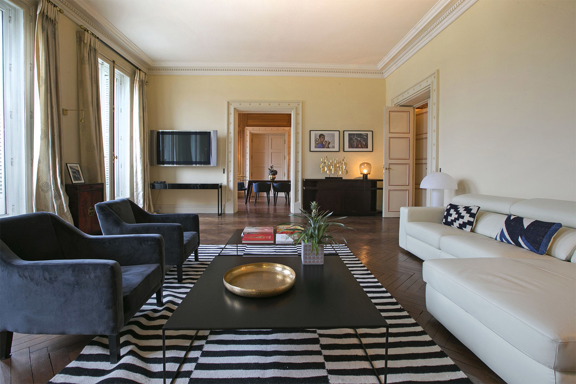 Paris Quai Anatole France Apartment for rent