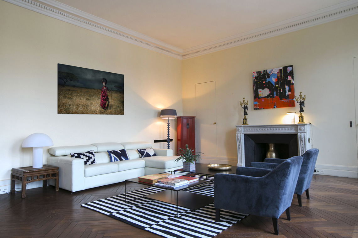 Apartment Paris Quai Anatole France 2