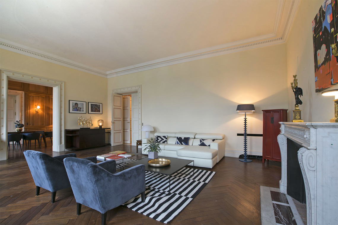 Apartment Paris Quai Anatole France 4