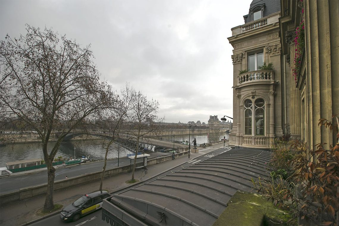 Apartment Paris Quai Anatole France 21