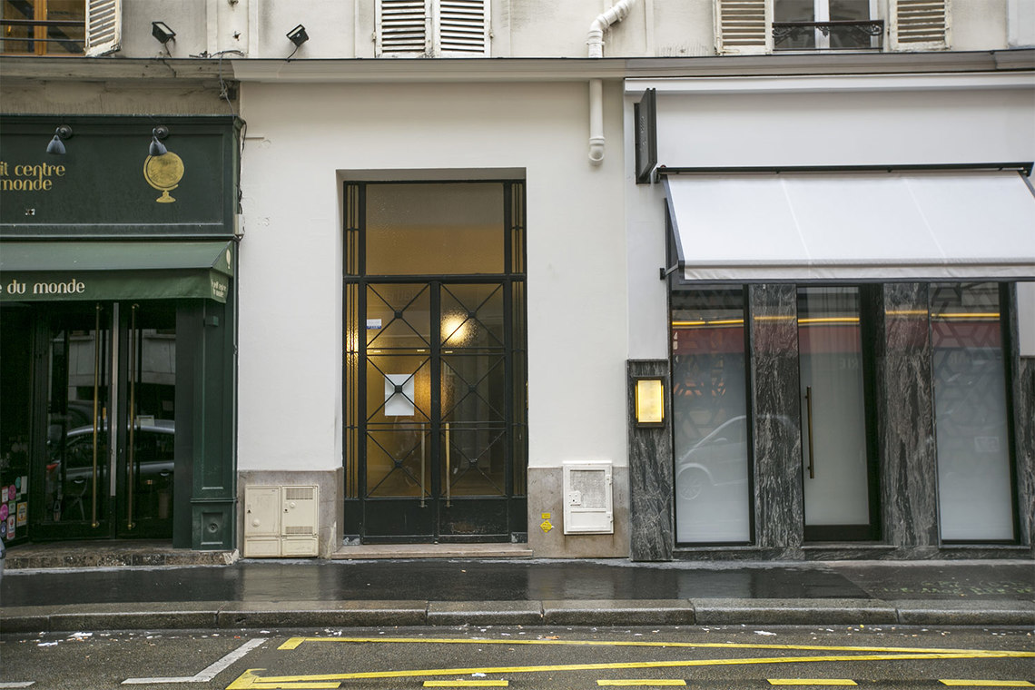 Квартира Paris Rue Jean Mermoz 11