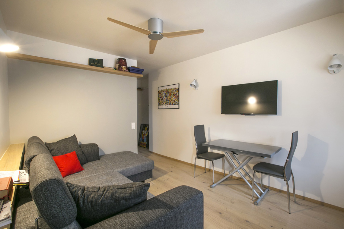Apartment Paris Rue Saint Lazare 3