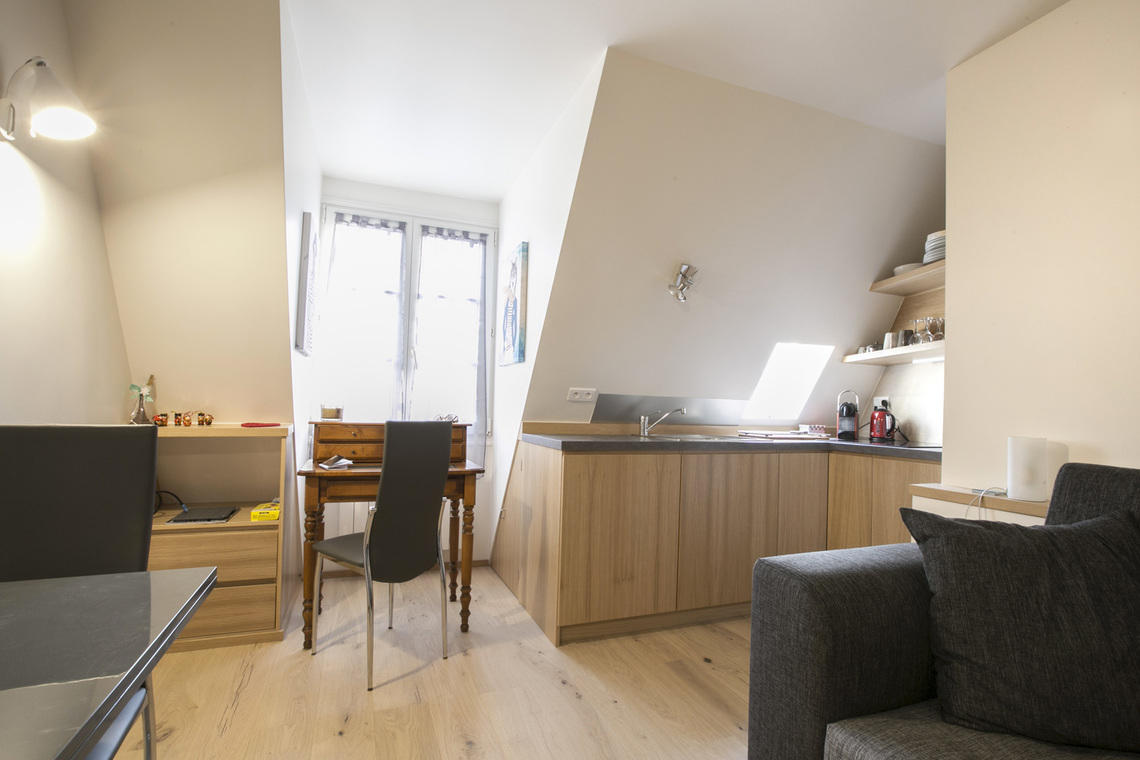 Apartment Paris Rue Saint Lazare 4