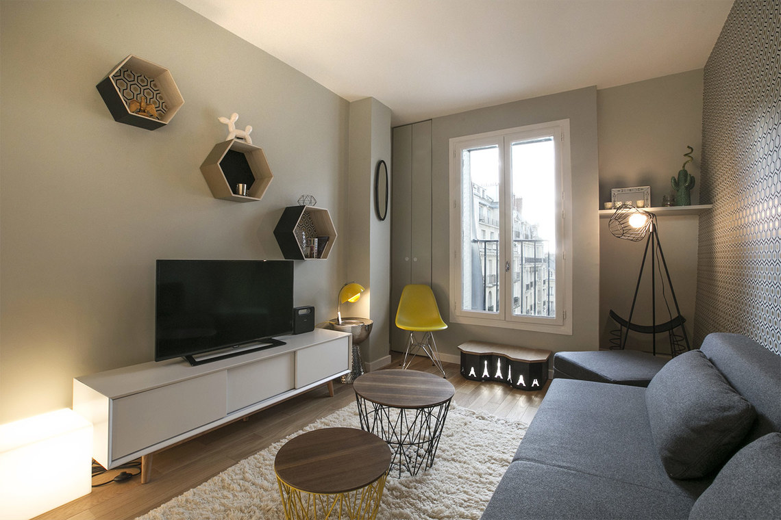 Appartement Paris Avenue de la Bourdonnais 3
