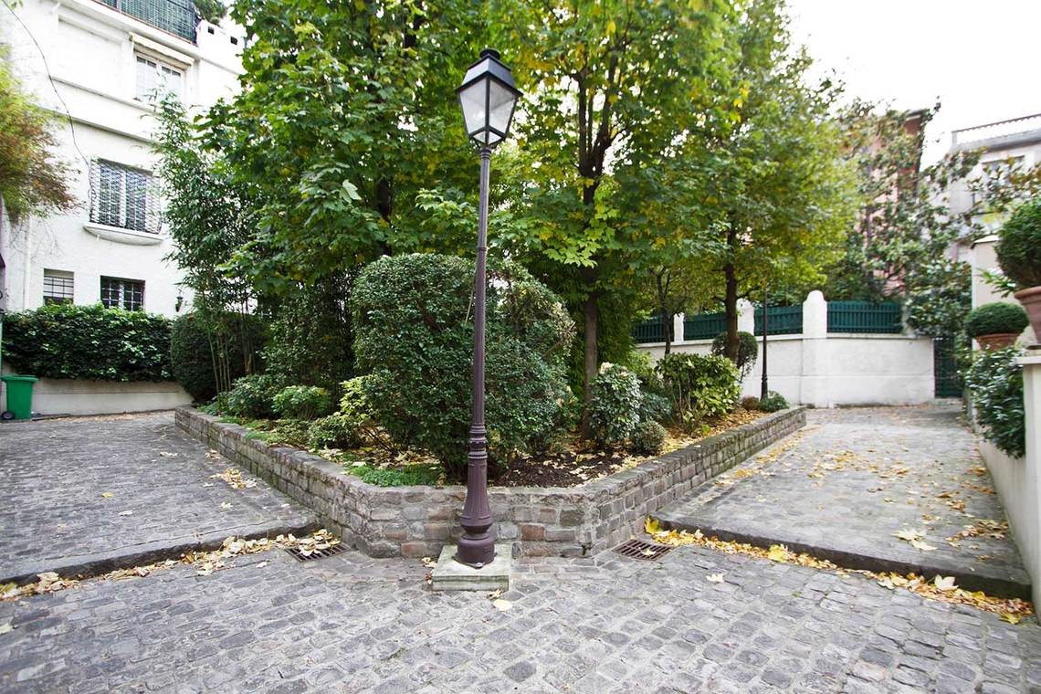 Квартира Paris Avenue Junot 12