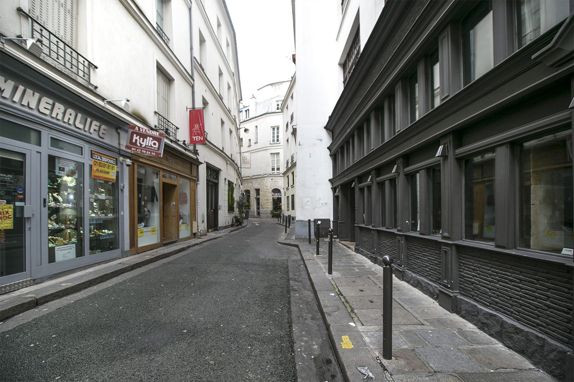 Apartment Paris Rue du Sabot 25