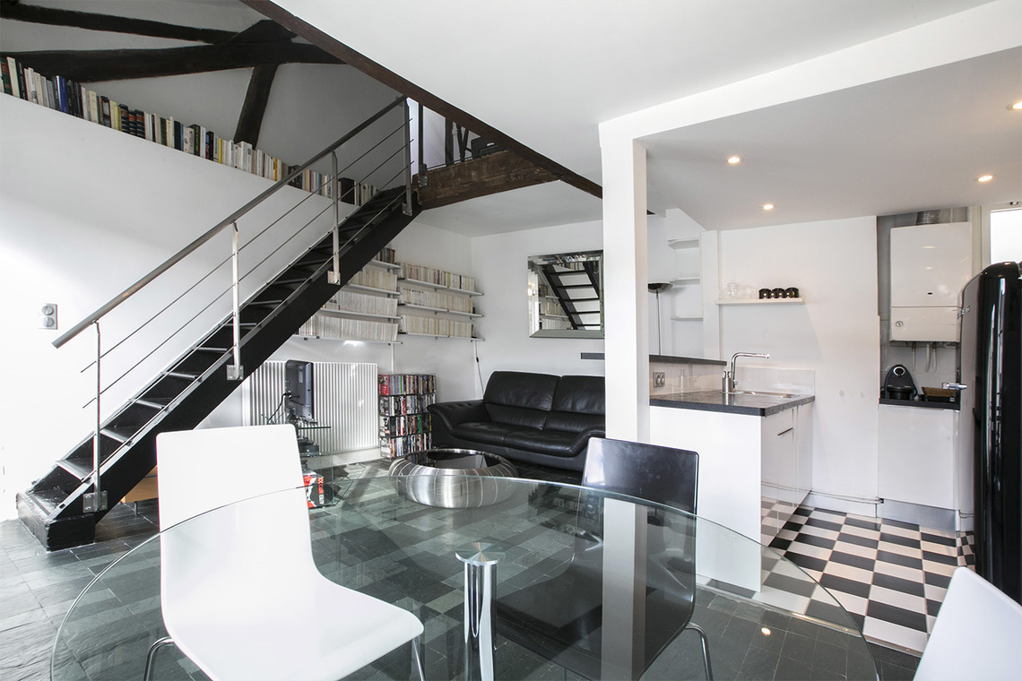 Apartment Paris Rue du Sabot 5