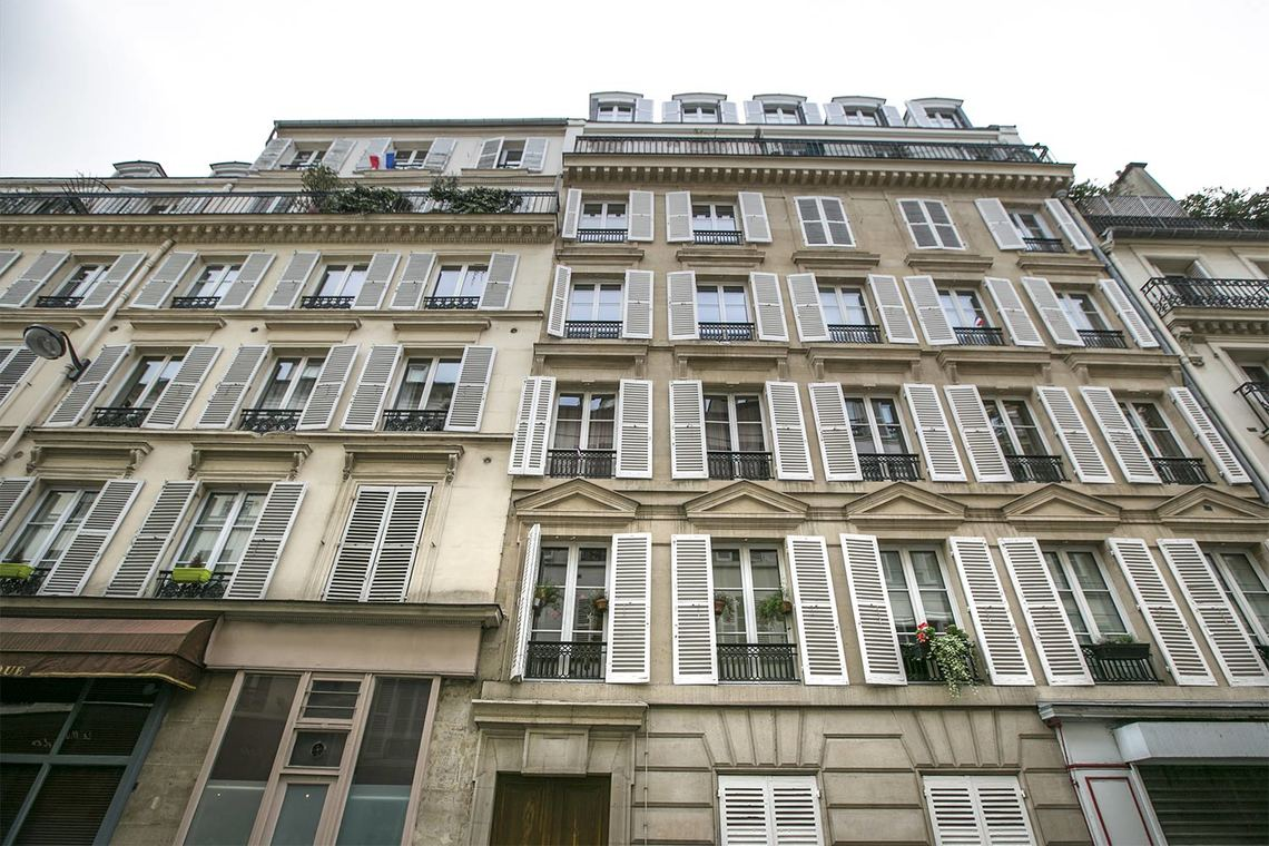 Appartement Paris Rue Rodier 10