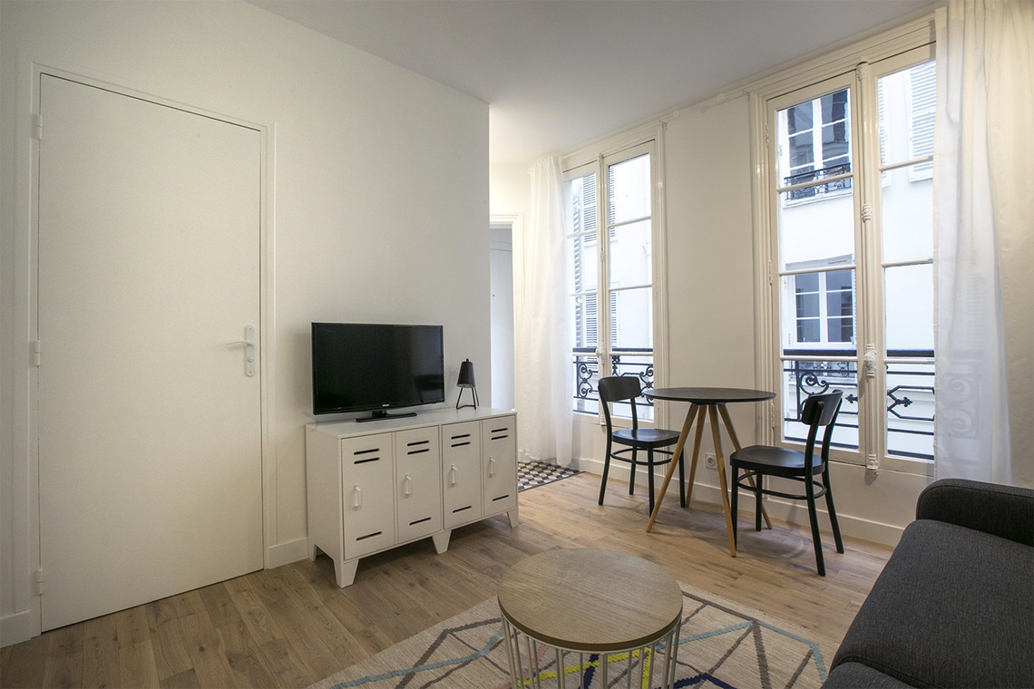 Appartement Paris Rue Rodier 4