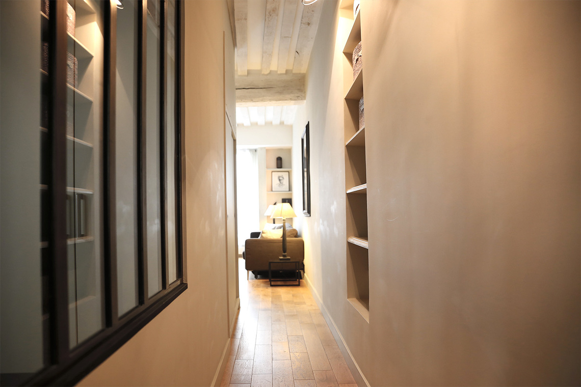 Appartement Paris Rue de Buci 7