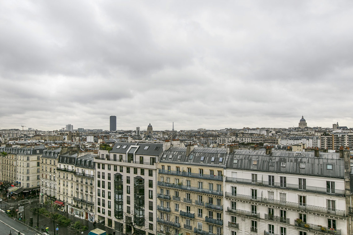 Appartamento Paris Boulevard Saint Marcel 15