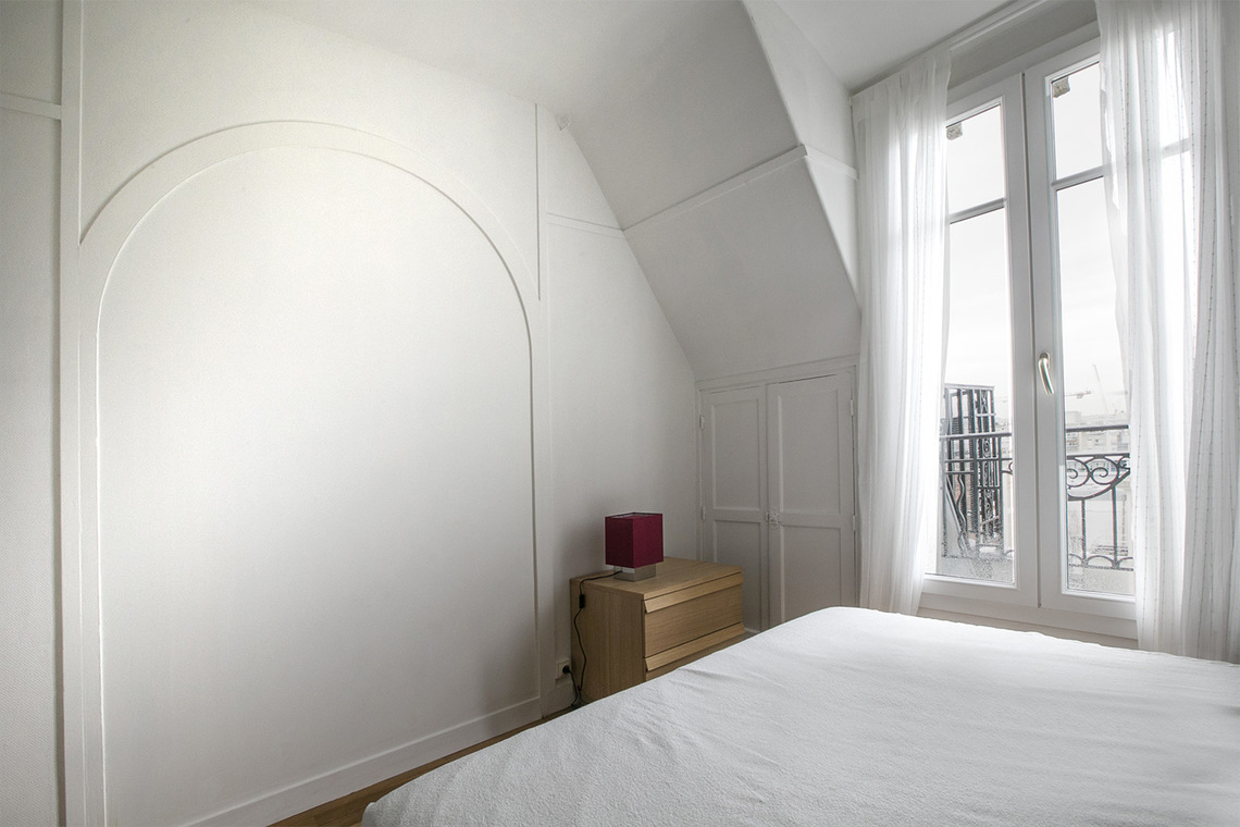 Appartement Paris Rue de la Saïda 9