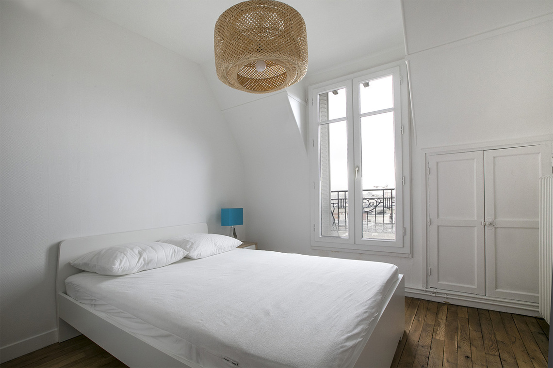 Appartement Paris Rue de la Saïda 10