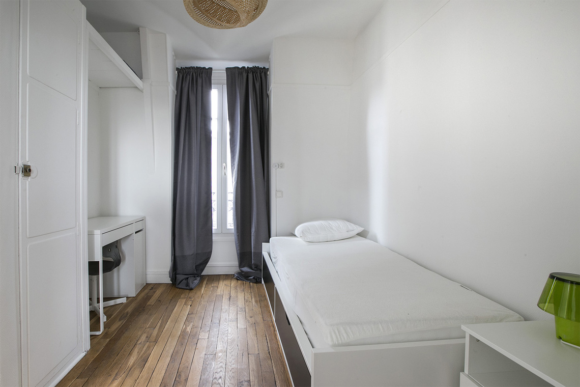 Appartement Paris Rue de la Saïda 15