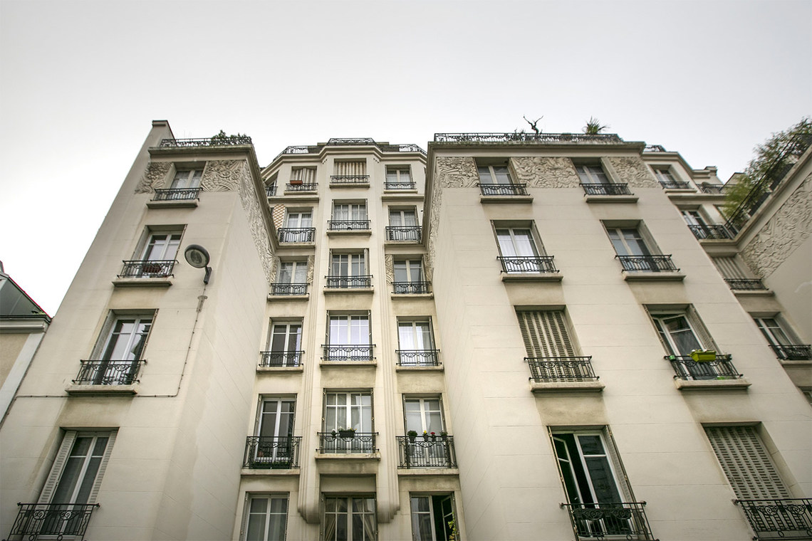 Appartement Paris Rue de la Saïda 20