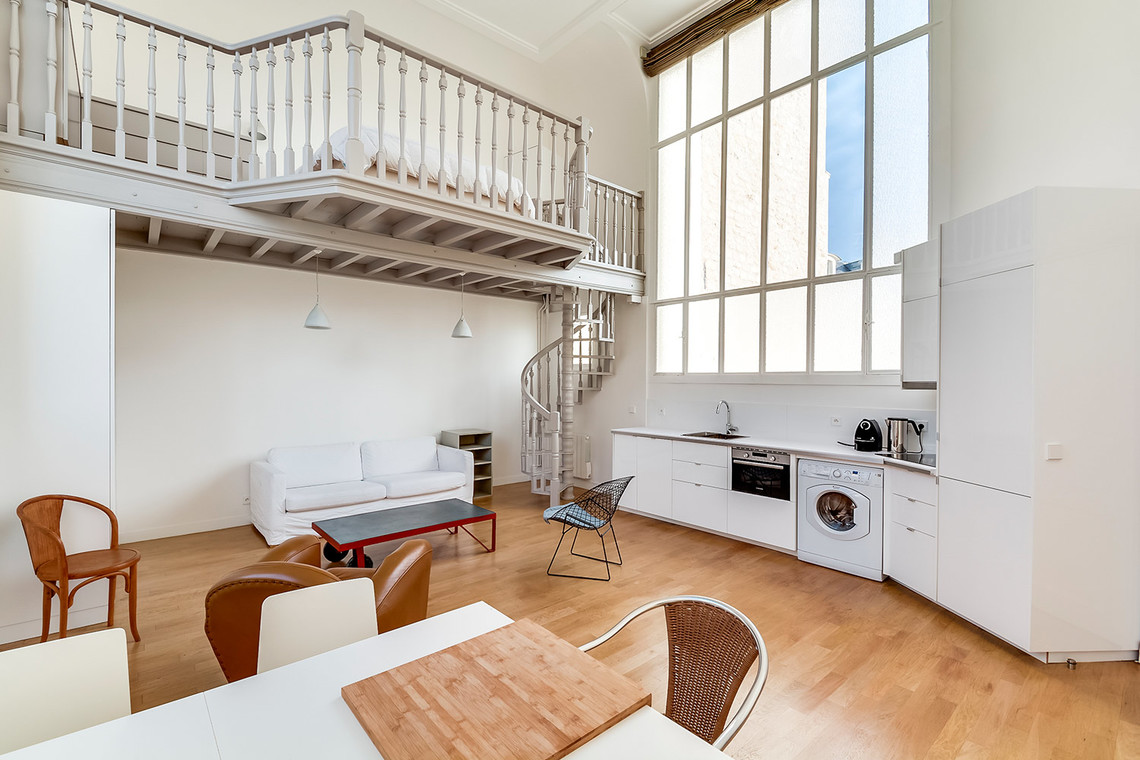 Paris Rue du Rocher Apartment for rent
