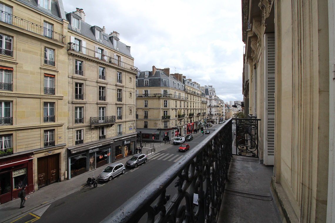 Квартира Paris Rue Claude Bernard 23