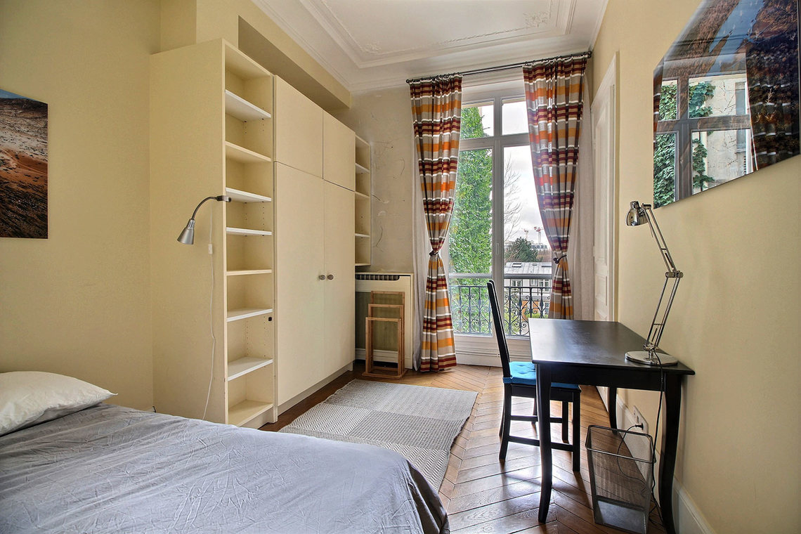 Квартира Paris Rue Claude Bernard 17