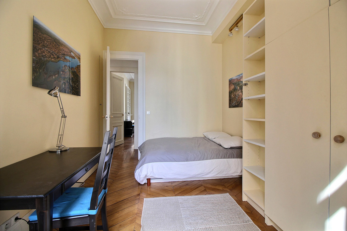 Квартира Paris Rue Claude Bernard 18