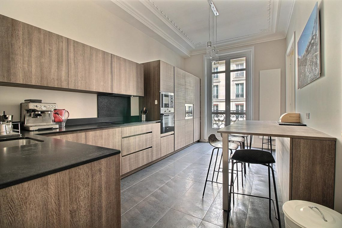 Квартира Paris Rue Claude Bernard 7