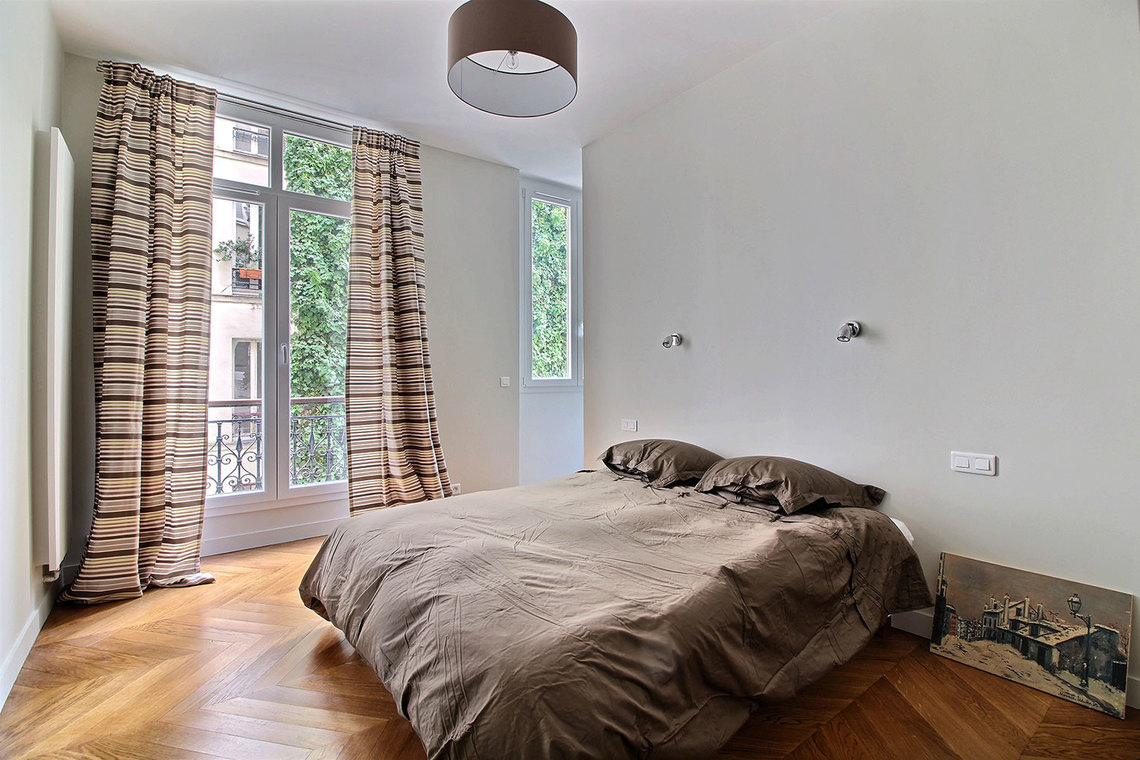 Квартира Paris Rue Claude Bernard 13