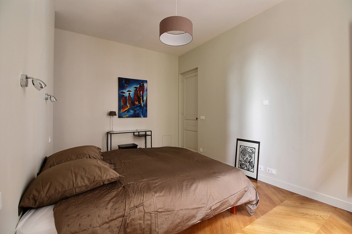 Квартира Paris Rue Claude Bernard 14