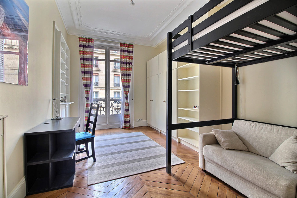 Квартира Paris Rue Claude Bernard 20