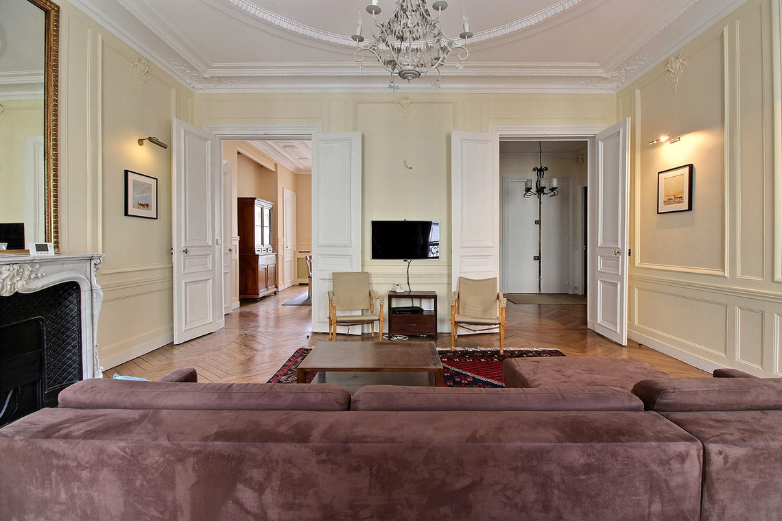 Квартира Paris Rue Claude Bernard 3