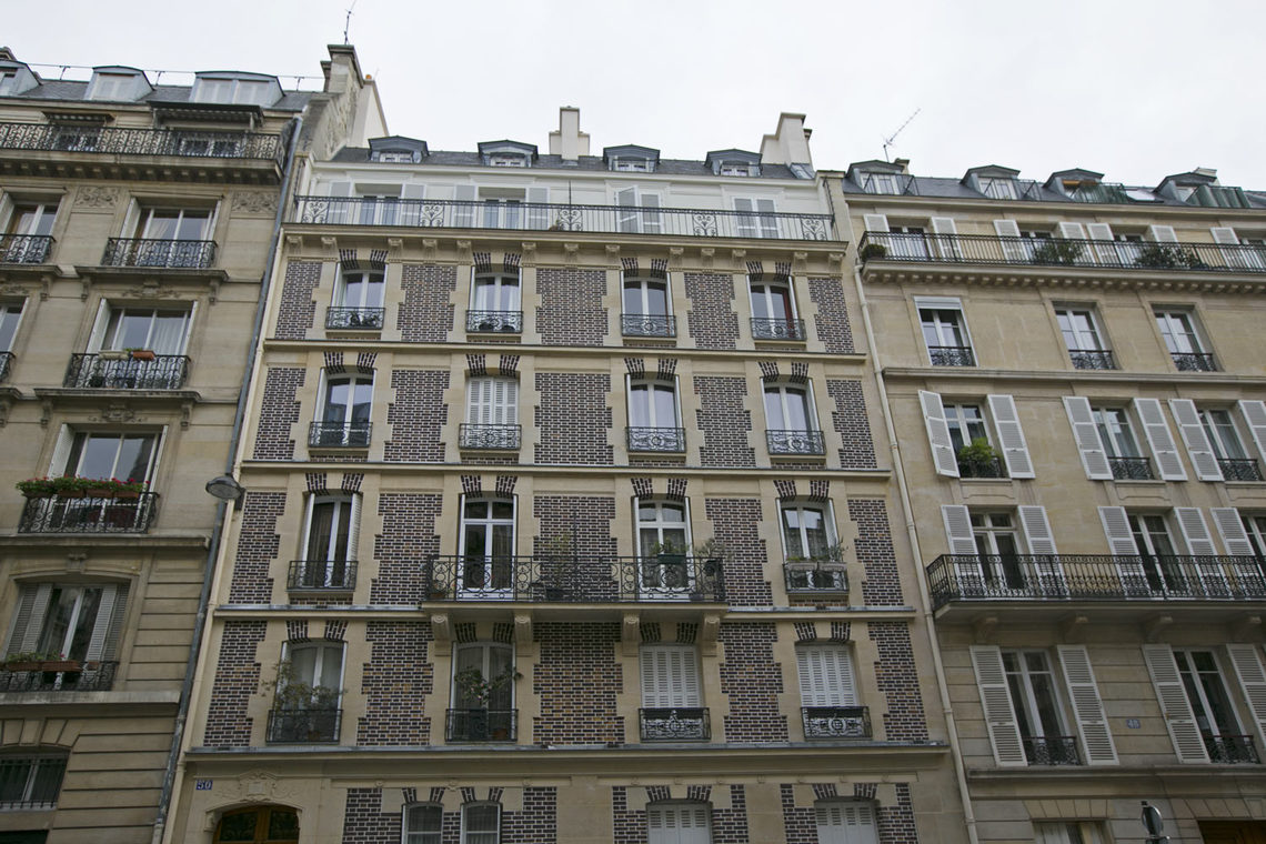 Квартира Paris Rue du General Foy 12