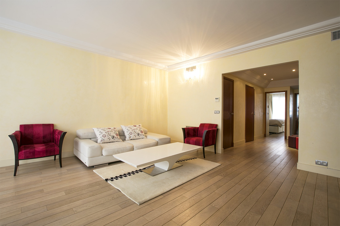 Apartment Paris Rue Magellan 4