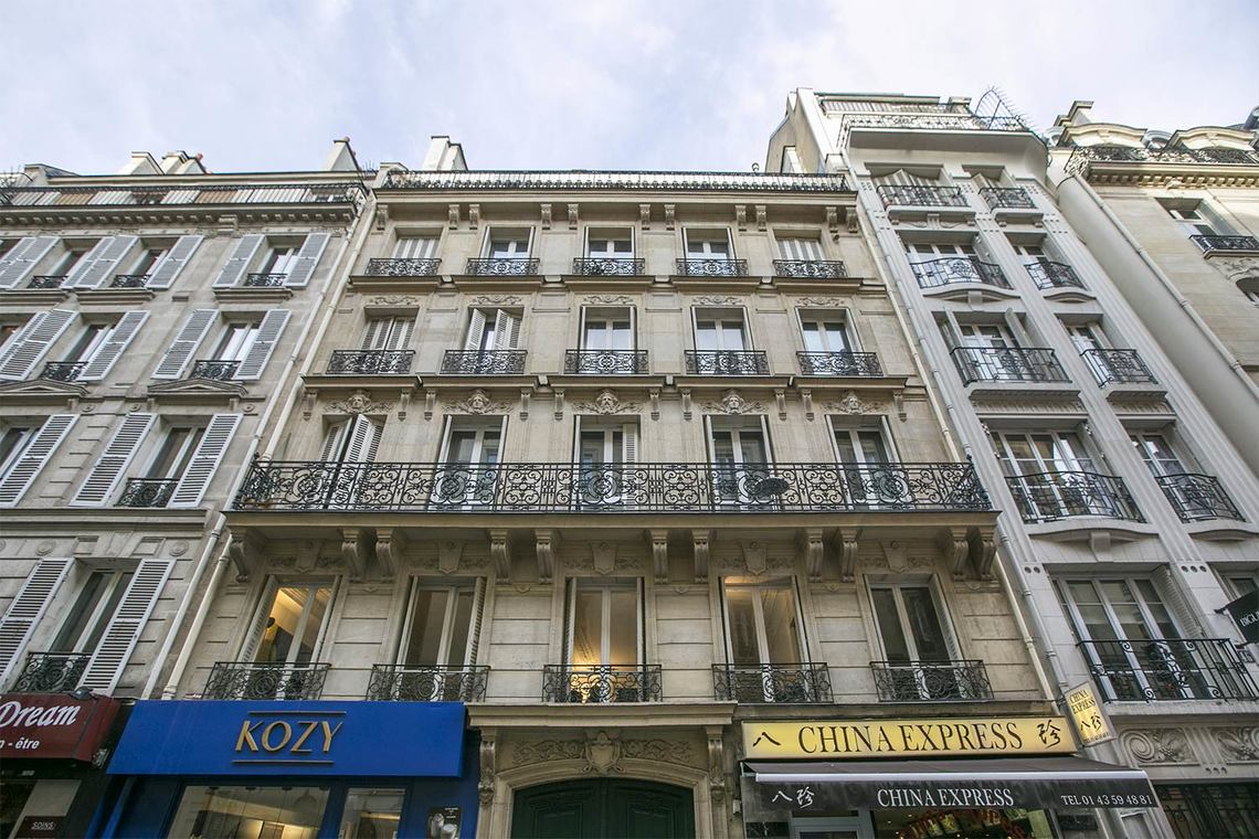 Apartment Paris Rue de Ponthieu 17