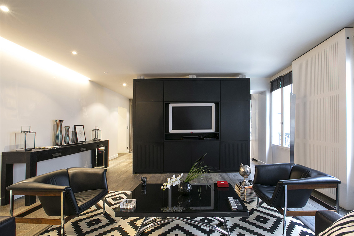 Apartment Paris Rue de Ponthieu 5